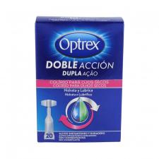 Optrex Doble Accion 20Monodosis Ojos Secos