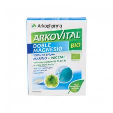 Arkovital Doble Magnesio Bio 30 Comprimidos