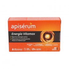 Apiserum Energia Vitamax Caps