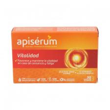 Apiserum Vitalidad 30 Caps.