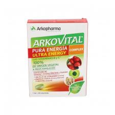 Arkovital Pura Ene Ultraenergy 30 Comp