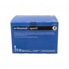 Orthomol Sport Vial Bebible 20 Ml 30 U