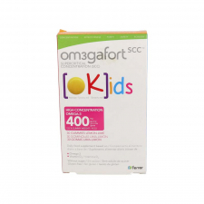 Omegafort Okids Omegafort 30 Gominolas