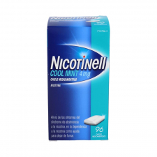 Nicotinell Mint 4 Mg 96 Chicles