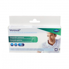 Test Veroval Autotest Prevencion Estomacal (Helicobacter Pylori)
