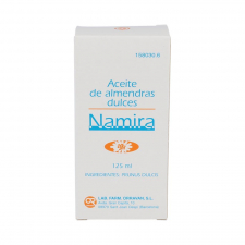 Aceite Almendras Dulces Namira 125 Ml