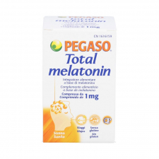 Total Melatonina 180Comp. Pegaso