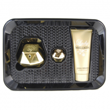 Paco Rabenne Lady Million Cofre 3 Productos