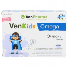 Venkids Omegaven Kids 60Perlas