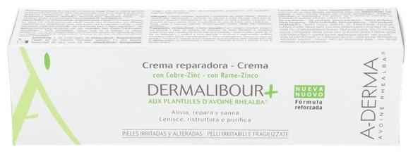 A-Derma Dermalibour Crema Ducray 50 Ml - Pierre-Fabre