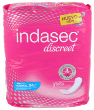 Absorb Inc Orina Ligera Indasec Normal 20 U - Varios