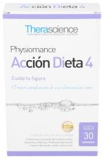 Accion Dieta 4 Phy182 30 Capsulas Theracience - Therascience