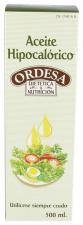 Aceite Acalorico Ordesa Solucion 500 Ml - Varios