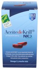 Aceite De Krill Nko 120 Capsulas 100% Natural