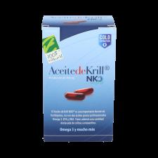 Aceite De Krill Nko 500 Mg 80 Caps