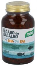 Aceite Higado De Bacalao 500 Mg. 120 Perlas Santiveri