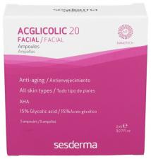 Acglicolic 20 2 Ml 5 Ampollas