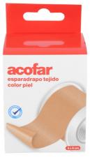 Acofar Esparadrapo Color Piel 5X5Cm - Varios