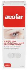 Acofar Solucion Unica Lentes Blandas 2X250Ml - Acofarma