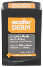 Acofarderm Ampollas Lifting Flash 1 Ampollas 2 Ml - Farmacia Ribera