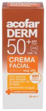 Acofarderm Crema Facial 50 + 50 Ml - Varios