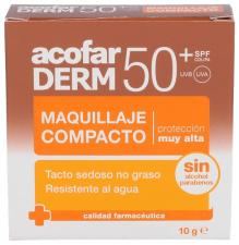 Acofarderm Maquillaje Comp Spf50+