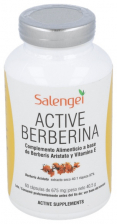 Active Berberina Salengei 110 Caps - Salengei