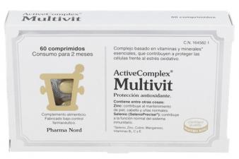 ActiveComplex Antioxidante 60 Comprimidos Pharma Nord