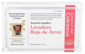 ActiveComplex Levad Roja 60 Comprimidos