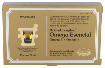 Activecomplex Omega Esencial 60 Caps