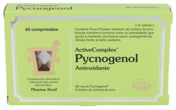 ActiveComplex Pycnogenol 60 Comprimidos Pharma Nord