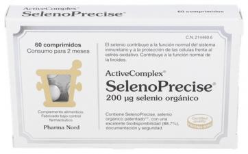 ActiveComplex Selenio Precise 60 Comprimidos Pharma Nord