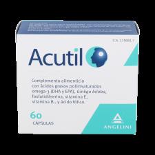 Acutil 60 Capsulas
