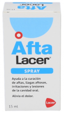 Afta Lacer Spray 15 Ml - Lacer