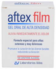 Aftex Film Gel Oral 10 Ml - Varios