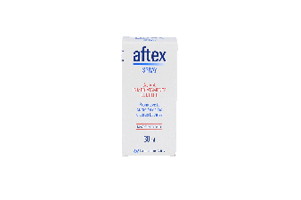 Aftex Spray Aplicador Bucal 30 Ml