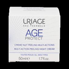 Age Protect Crema Noche Peeling Multiaccion 50 Ml