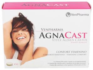 Agnacast 90 Tabletas Vendell