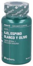 Ajesol (Ajo+Espino Blanco+Olivo) 90Perlas - Herbora