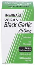 Ajo negro 750 mg 30 Cápsulas Health Aid