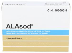 Alasod 20 Comp - Varios