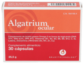 Algatrium Ocular 30 Capsulas