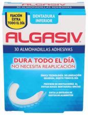 Almohadilla Inferior Adhesiva Algasiv 30 Und.