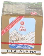 Alpina Flor De Tila 10 Filtros De 1,2 Grs.