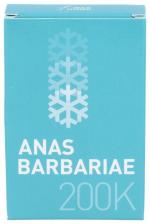 Anas Barbarie 200K Gránulos Triple Tubo Iberhome