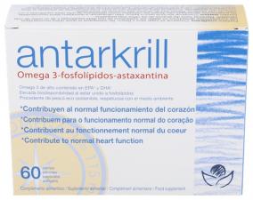 Antarkrill 60Perlas - Bioserum