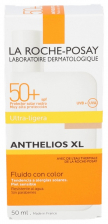 Anthelios Xl 50+ Fluido Color 50 Ml La Roche