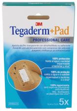 Aposito Esteril Tegaderm Pad 5X7