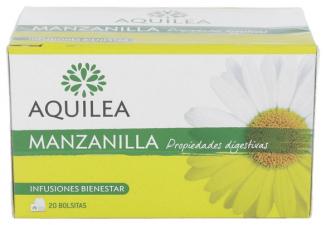Aquilea Manzanilla Infusión 20 Sobres.