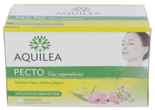 Aquilea Pectoral 20 Filtros - Aquilea-Uriach